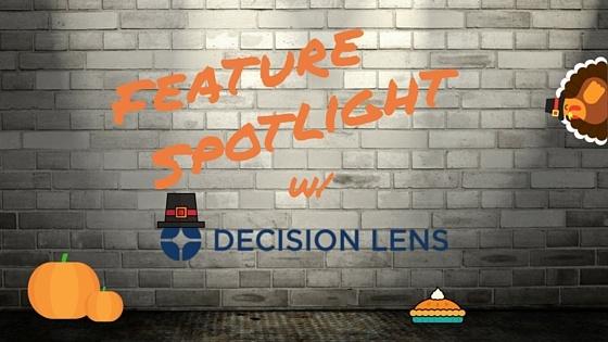 Feature Spotlight (1)